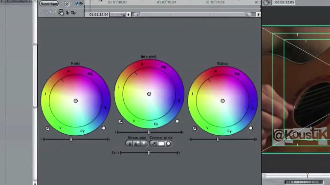 Montage vidéo, postproduction pour la réalisation de vos vidéos
