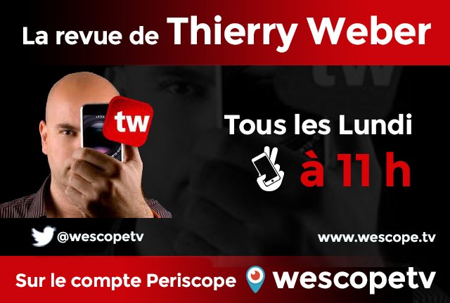 Thierry Weber-WESCOPE