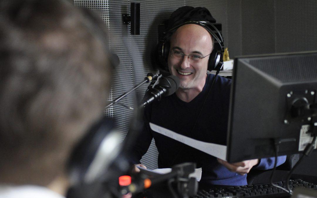 """Mon passage sur les ondes de Couleur3 dans l'émission """"Point barre"""""""